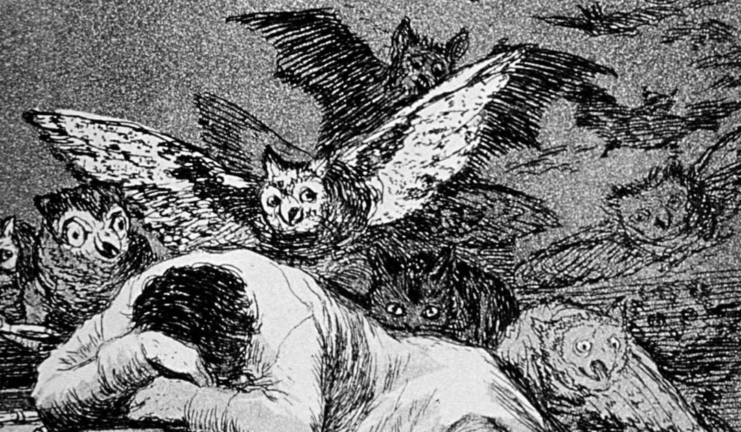 Petit précis d'étymologie : cauchemar