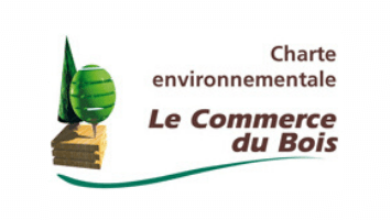 Logo Charte Environnementale pour le commerce du bois interprétation de conférence