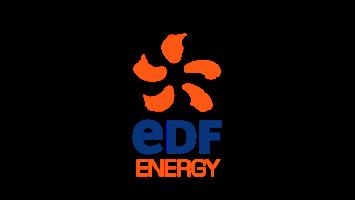 logo EDF energy interprétation de conférence énergies