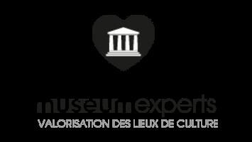 logo Museum Experts interprétation de conférence musées et colloques scientifiques