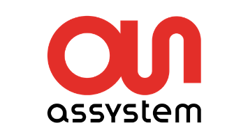logo Assystem pour interprétation de conférence industrie