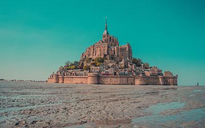 Film sur le Mont Saint Michel émission radio sur le globish