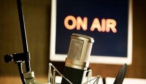 Xavier Combe au Festival de la Radio et de l'Écoute