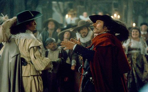 le métier d'interprète est aussi un j'acteur. Cyrano de Bergerac.