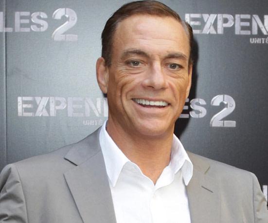 Jean Claude Van Damme, le roi du globish