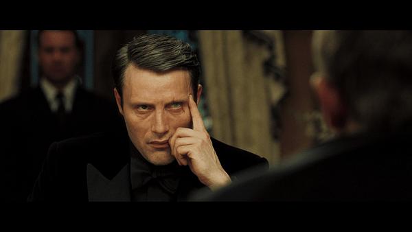 le chiffre, 007 James Bond et le digital
