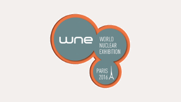 WNE World nuclear Exhibition Paris 2016