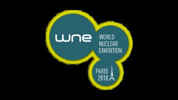 WNE World nuclear Exhibition Paris 2018