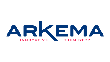 logo Arkema pour interprétation de conférence industrie chimique