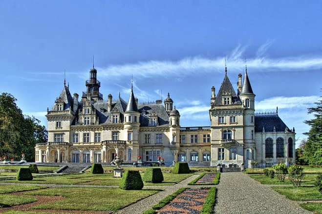 activités culturelles, château de valmirande