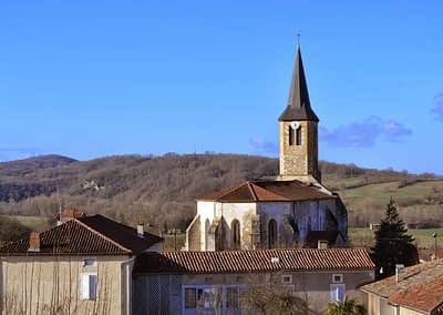 eglise de cassagne